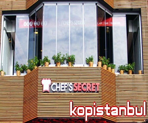 Chef's Secret - Sarıyer